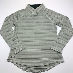 Under Armour shirt striped active training top